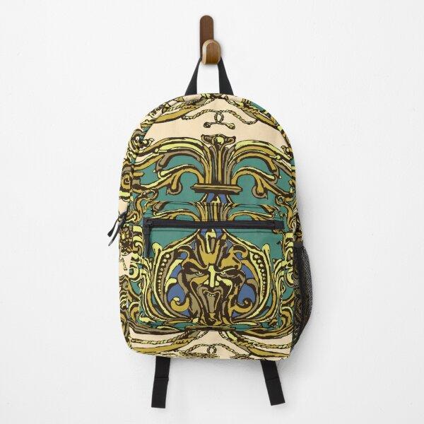 Rylands Grotesque Mask Backpack