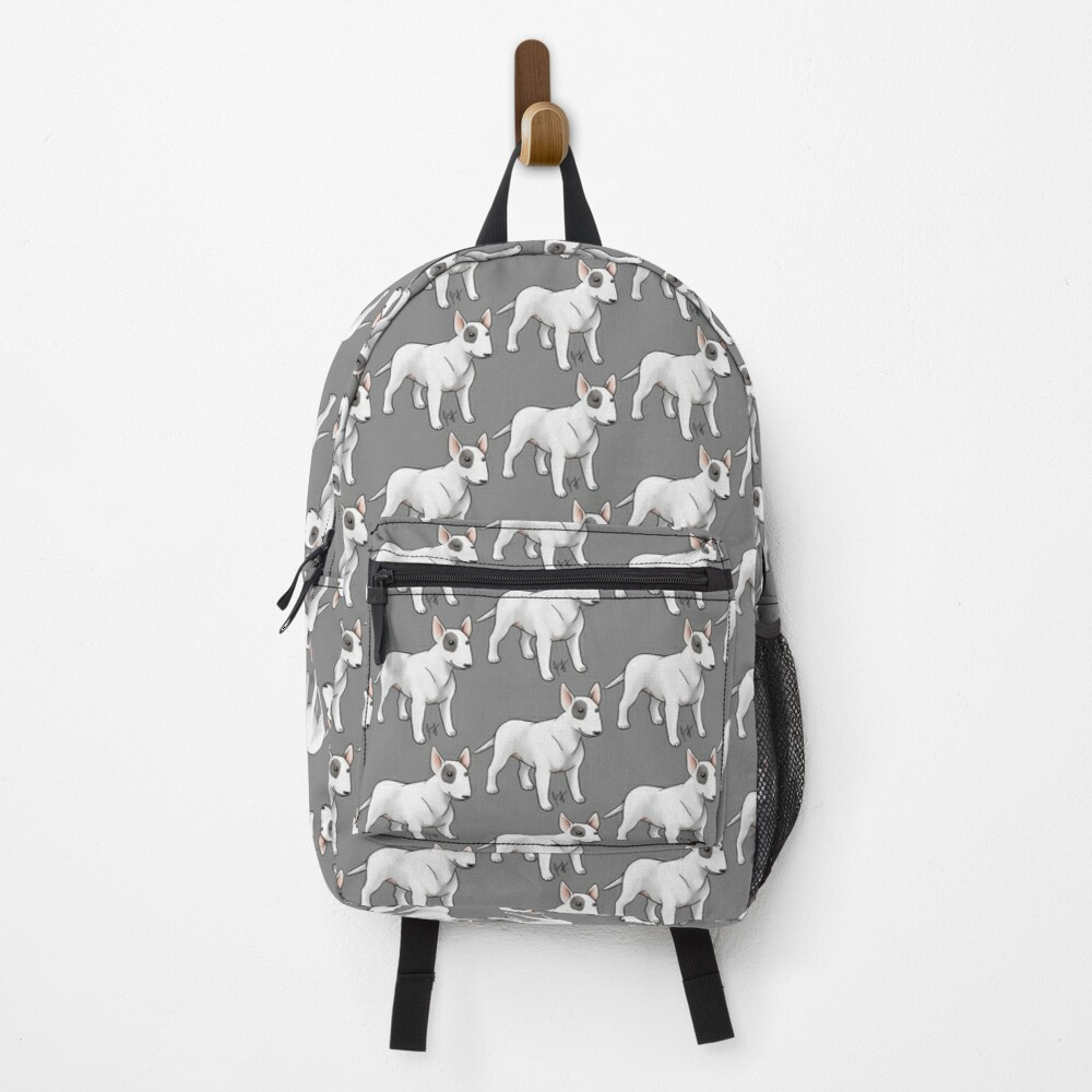 Bull Terrier Backpack