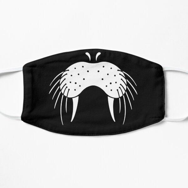 Walrus Face Flat Mask