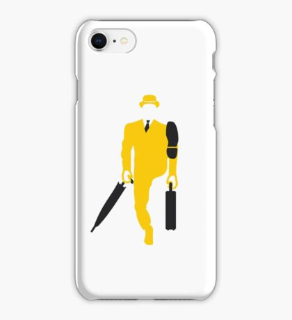 Funny Walk VRS2 iPhone Case/Skin