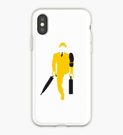 Funny Walk VRS2 iPhone Case