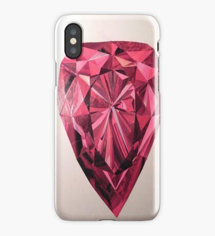 Blood tear iPhone Case/Skin