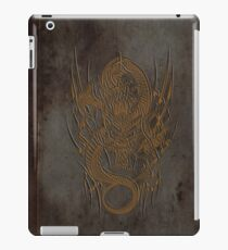 Old Book of Dragon iPad Case/Skin