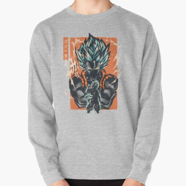 Vegeto Retro ver Sweatshirt épais