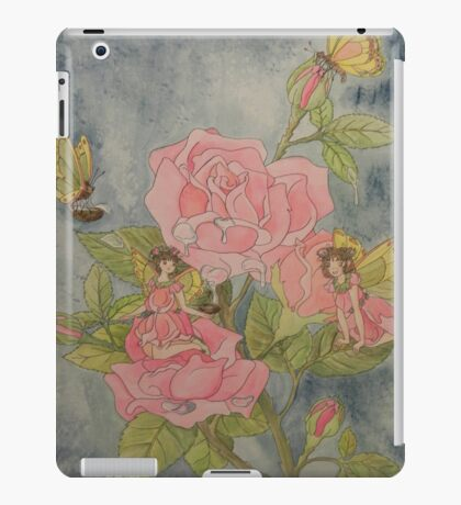 Lavori di maggio nel mondo fatato iPad Case/Skin