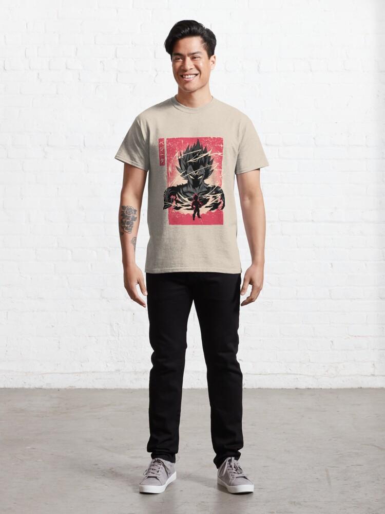 Alternate view of Vegetable Retro ver Classic T-Shirt