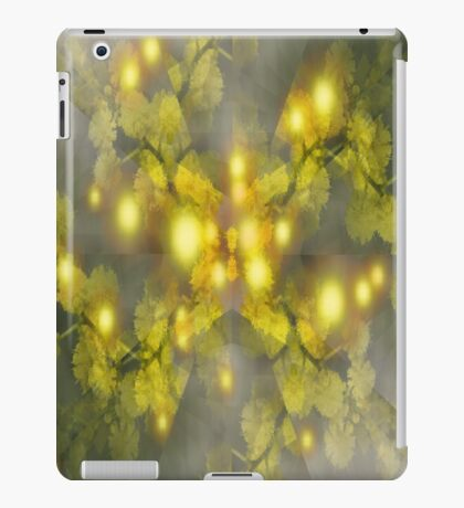 Mimosa dream iPad Case/Skin