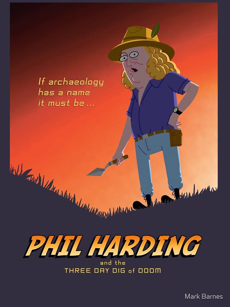 Phil Harding - Time Team by bfgi