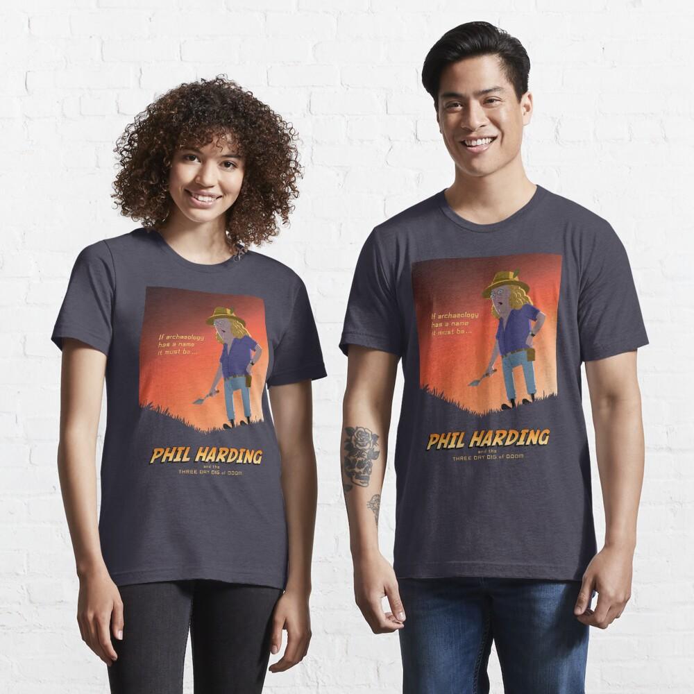 Phil Harding - Time Team Essential T-Shirt