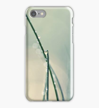 morning has broken iPhone Case/Skin