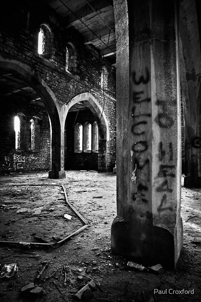 St Lukes Church Abercarn, South Wales 09 by Paul Croxford