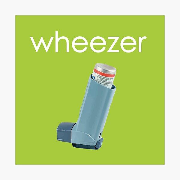 weezer Photographic Print