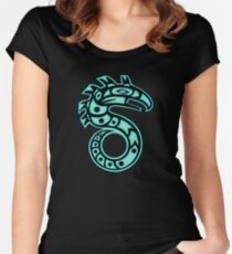 Shadowrun S Women's Fitted Scoop T-Shirt