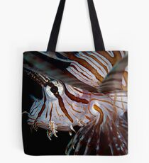 Young Lionfish Tote Bag