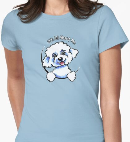 Bichon Frise :: Its All About Me T-Shirt