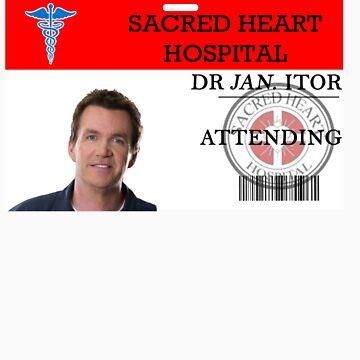Dr Jan Itor by jack-bradley
