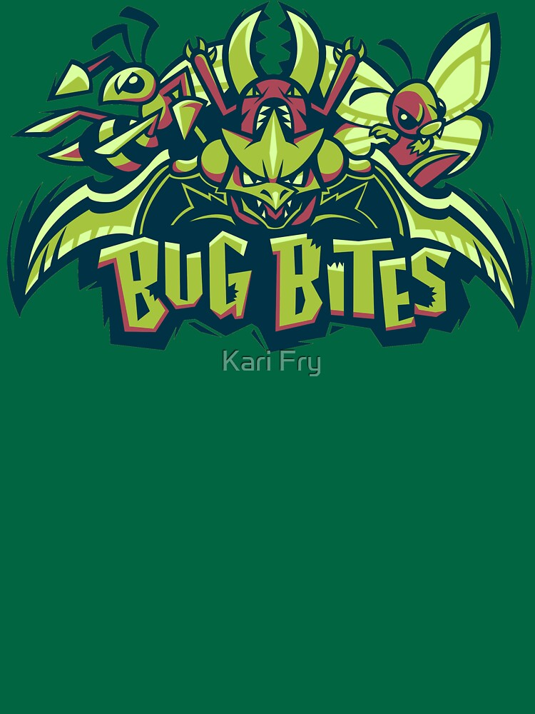 Team Bug Types - Bug Bites | Unisex T-Shirt