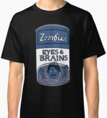 Zombies - Brains & Eyes Soup Classic T-Shirt
