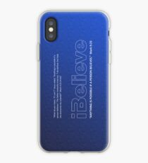 I Believe iPhone/iPod Case iPhone-Hülle & Cover