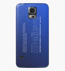 I Believe iPhone/iPod Case Hülle & Skin für Samsung Galaxy