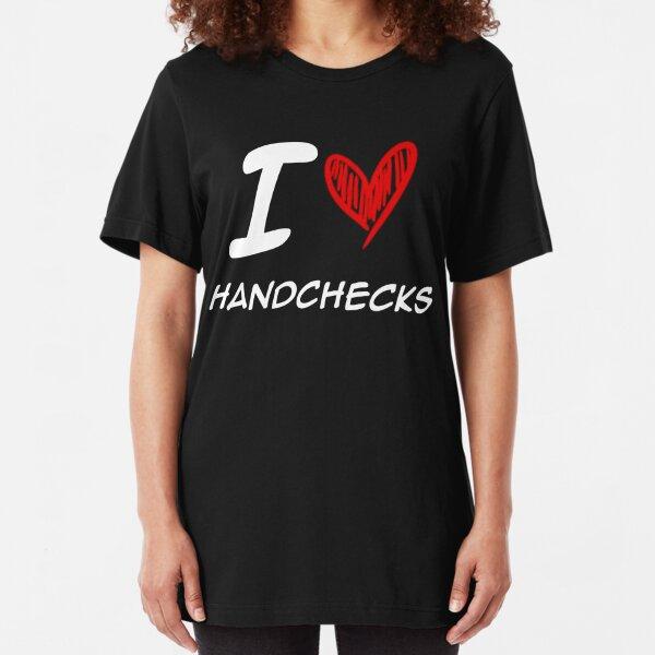I <3 Handchecks Slim Fit T-Shirt