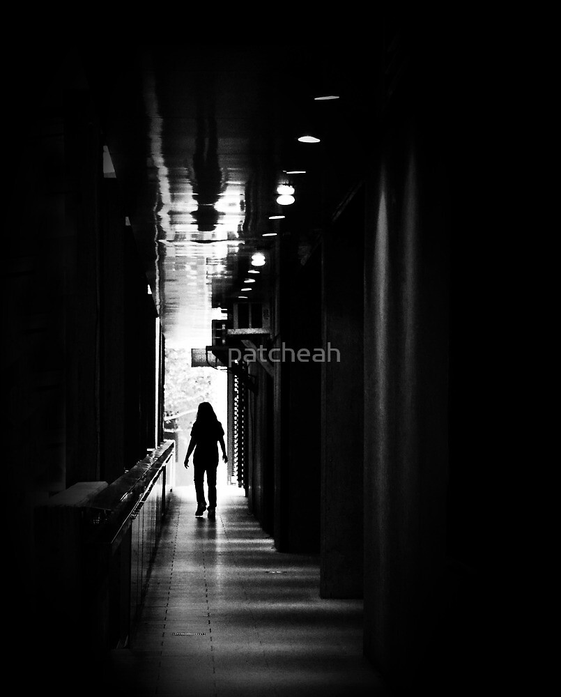 Searching for the Light..... by patcheah