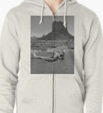 Monument Valley Zipped Hoodie