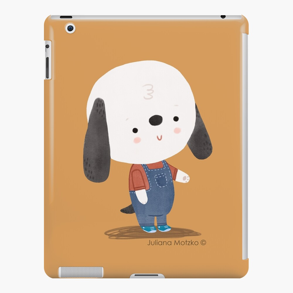 Ted The Dog iPad Case & Skin