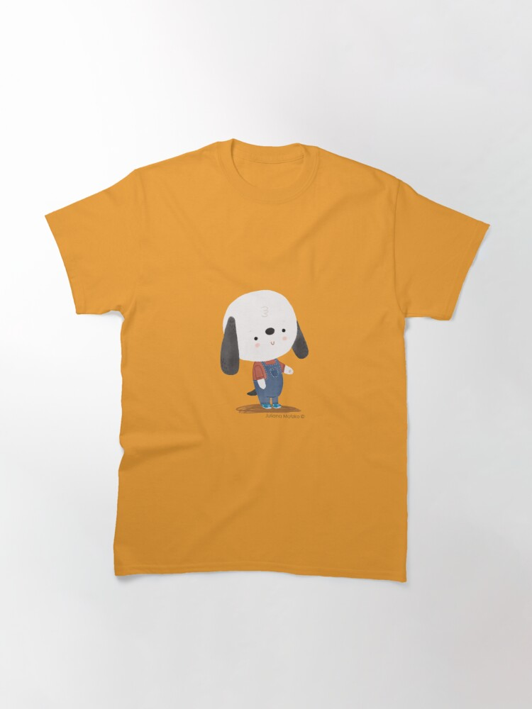 Alternate view of Ted The Dog Classic T-Shirt