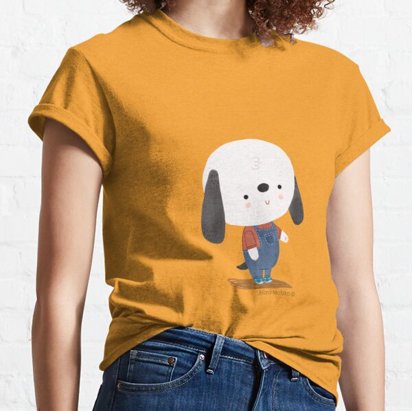 Ted The Dog Classic T-Shirt