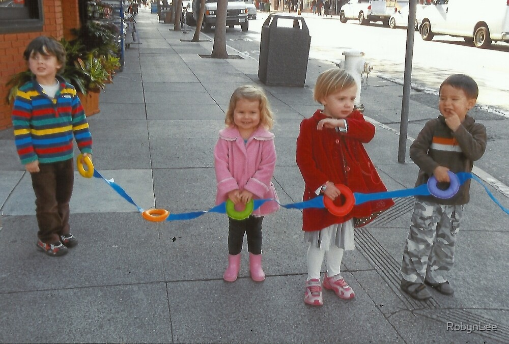 Frisco Kids:-) by RobynLee