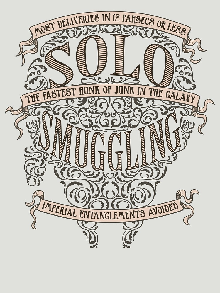 Solo Smuggling | Unisex T-Shirt
