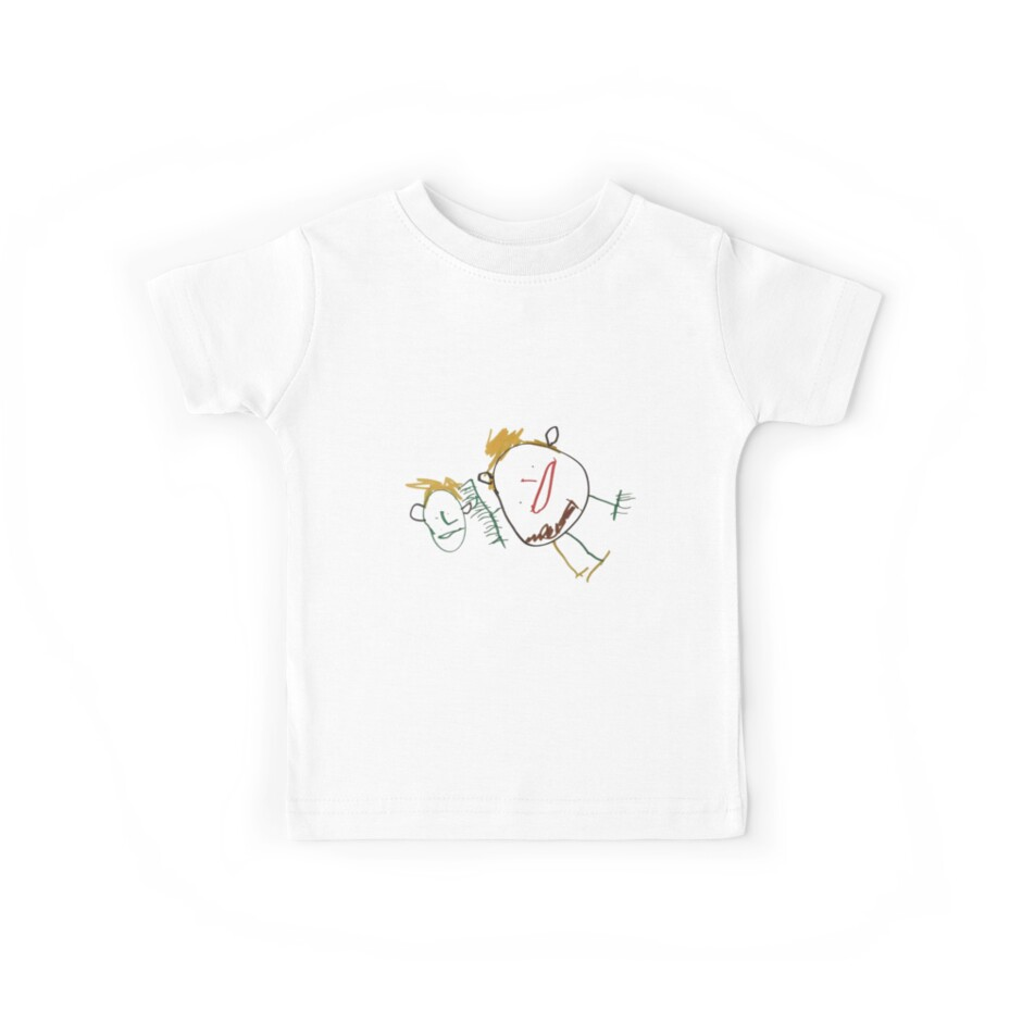 Happy Birthday Daddy Kids Tees By Oskar Dahlbom