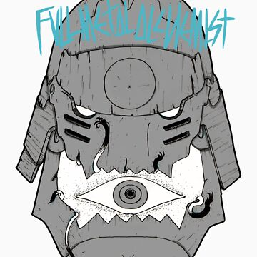 Fullmetal Alchemist - Alphonse x The Truth by KNIGHTMARE