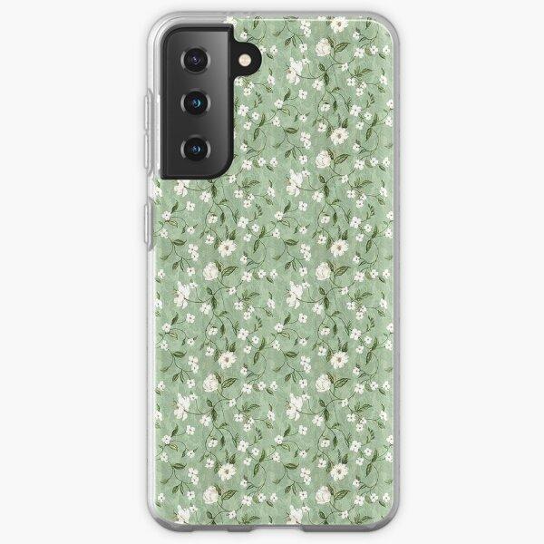 Floral Samsung Galaxy Soft Case