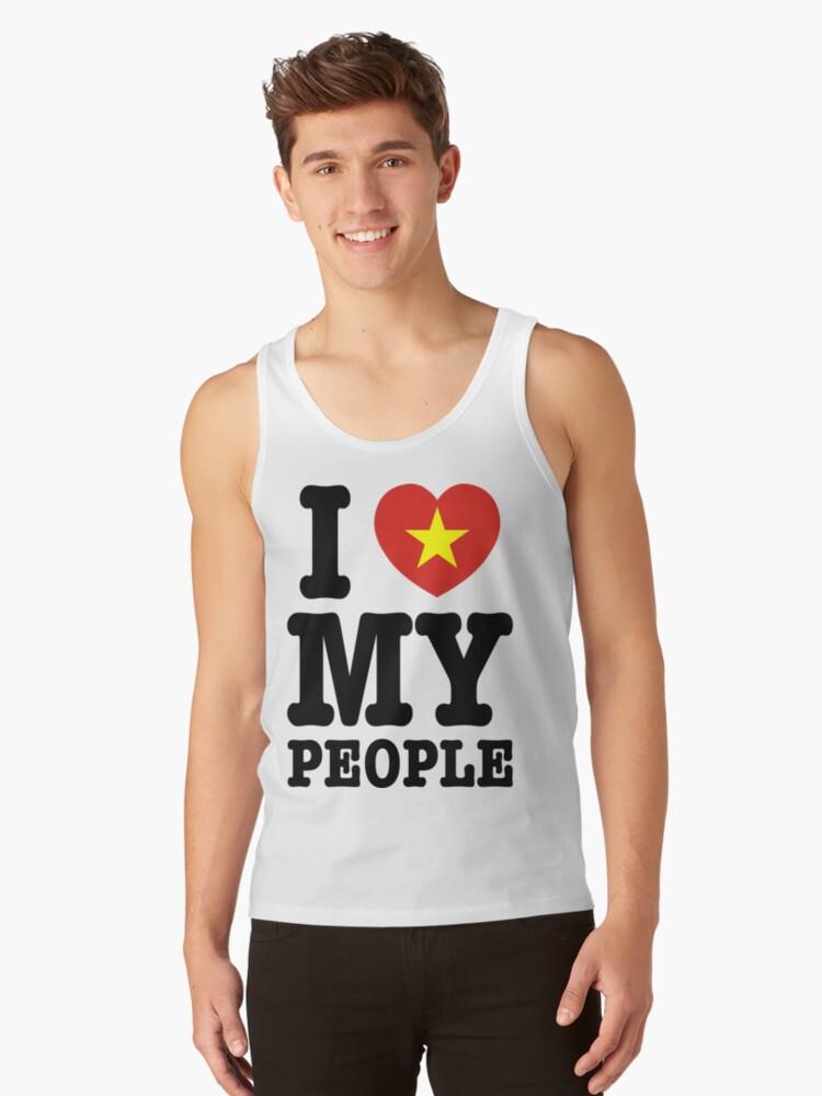 I Heart (Love) My Viet People by iloveisaan