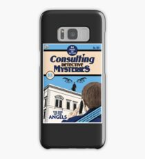 Consulting Detective Mysteries Samsung Galaxy Case/Skin