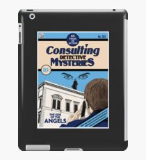 Consulting Detective Mysteries iPad Case/Skin