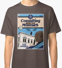 Consulting Detective Mysteries Classic T-Shirt