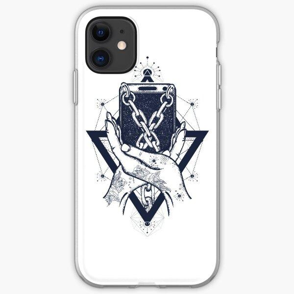 Digital detox iPhone Soft Case