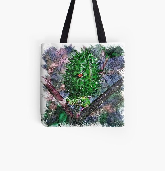 The Atlas of Dreams - Color Plate 120 All Over Print Tote Bag