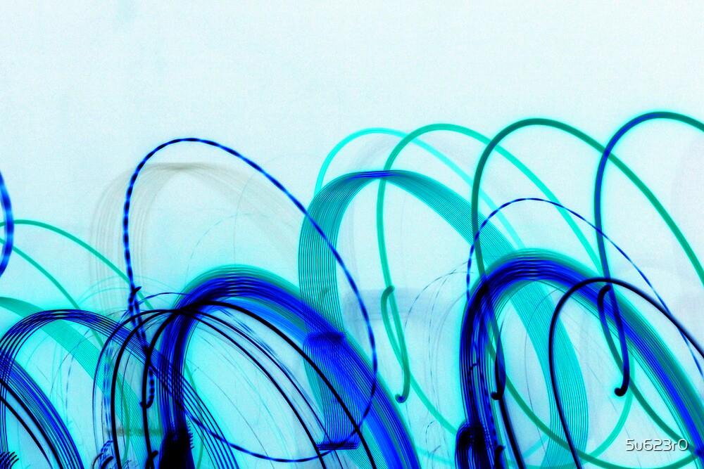 Lights Inverted  VII by 5u623r0