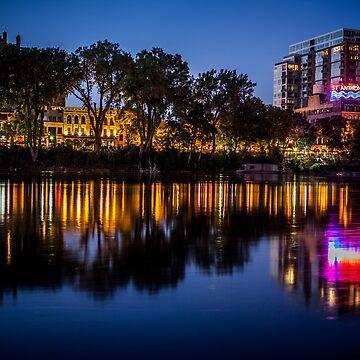 Reflect Mainstreet by DJBellis