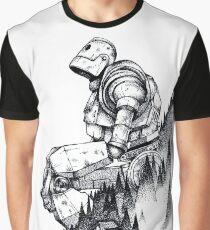 Eisenriese Grafik T-Shirt