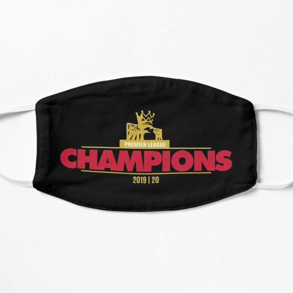 BEST SELLER - LIVERPOOL CHAMPIONS Flat Mask