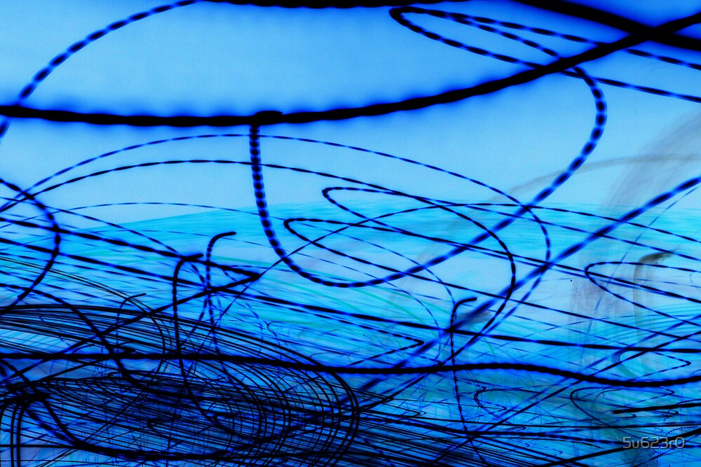 Lights Inverted  IX by 5u623r0
