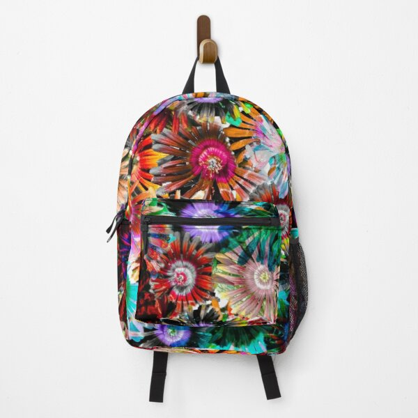 Snatch a Flower (vibrant) Backpack