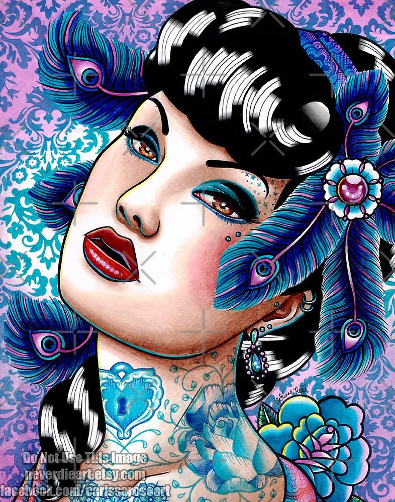 Sapphire Night by MissCarissaRose