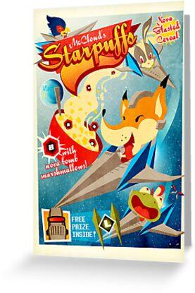 Starpuffs by pinteezy