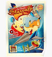 Starpuffs Poster